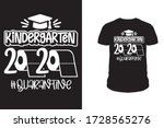 kindergarten 2020 quarantine t...   Shutterstock .eps vector #1728565276