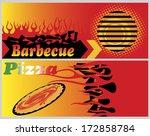 restaurant | Shutterstock .eps vector #172858784