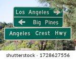 Angeles Crest Highway...