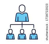 men avatars silhouettes network ...
