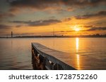 Sunrise Landscape From A...