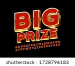 vector chic promo poster big... | Shutterstock .eps vector #1728796183