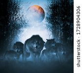 The Pack Of Red Moon Group Of...