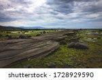Landscape View Of Sandpiper...