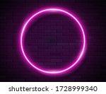 futuristic sci fi modern neon...   Shutterstock .eps vector #1728999340