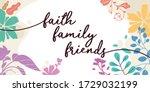 Family Quotes Faith Family...