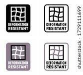 """deformation Resistant""..."