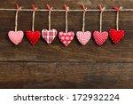 Gingham Love Valentine's Heart...
