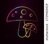 mushroom  nature nolan icon...