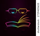 glasses  book  education nolan...