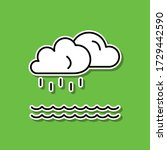 water resource sticker icon....