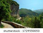 Greece  Epirus  Landscape With...