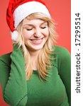 a beautiful happy caucasian... | Shutterstock . vector #17295514