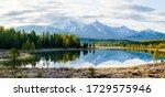 Lake Cicely Altai  Siberia ...