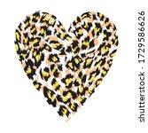 design for a shirt of a orange... | Shutterstock .eps vector #1729586626