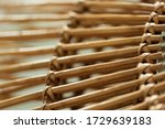 Bamboo Weaving  Made By Hand I...