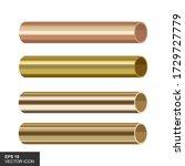 Industrial Diameter Metal Gold...