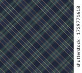 plaid seamless pattern  ... | Shutterstock . vector #1729771618