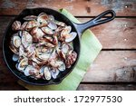 Cast Iron Skillet Of Delicious...