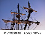 Picture Of The Sails Of A...