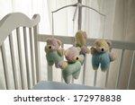 baby crib | Shutterstock . vector #172978838
