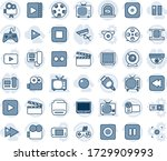 blue tint and shade editable... | Shutterstock .eps vector #1729909993