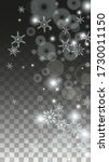 christmas  vector background... | Shutterstock .eps vector #1730011150