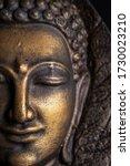 Head Of Buddha Image Used As...