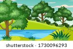 background scene with many... | Shutterstock .eps vector #1730096293