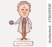 Alexander Fleming Vector...