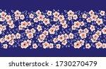 hand drawn artistic naive daisy ...   Shutterstock .eps vector #1730270479