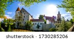 Famous Bavarian Old Town  ...