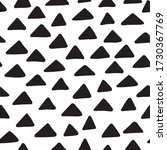 seamless pattern with hand... | Shutterstock .eps vector #1730367769