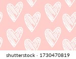 vector abstract seamless hand... | Shutterstock .eps vector #1730470819