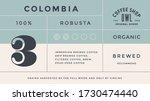 minimal label. teplate... | Shutterstock .eps vector #1730474440