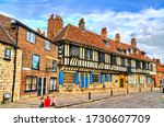Traditional English Houses In...