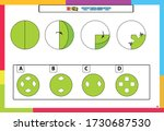 gifted and talented worksheets...   Shutterstock .eps vector #1730687530