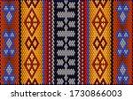 seamless ethnic ornament for...   Shutterstock .eps vector #1730866003