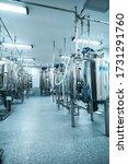 industrial production of steel...   Shutterstock . vector #1731291760
