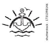 Sea Anchor  Seagull On The...