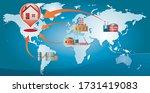 re shoring concept. local...   Shutterstock .eps vector #1731419083