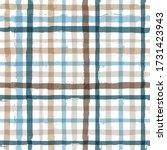 gingham seamless pattern....   Shutterstock .eps vector #1731423943