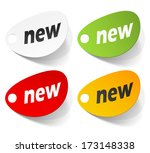 eps10  new  realistic design... | Shutterstock .eps vector #173148338