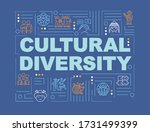 multiculturalism word concepts... | Shutterstock .eps vector #1731499399