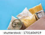 Various Grocery Products In...