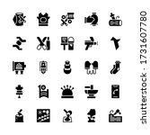set of craft  crafting ...   Shutterstock .eps vector #1731607780