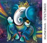 Ganesha Painting  Uv Wall Art...