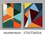 modern geometric abstract...   Shutterstock .eps vector #1731726316