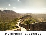 the beautiful view of the great ... | Shutterstock . vector #173180588