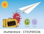 vector illustration of a cute...   Shutterstock .eps vector #1731930136